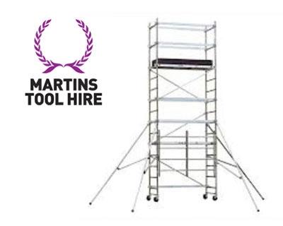 aluminium- scaffold tower Basingstoke