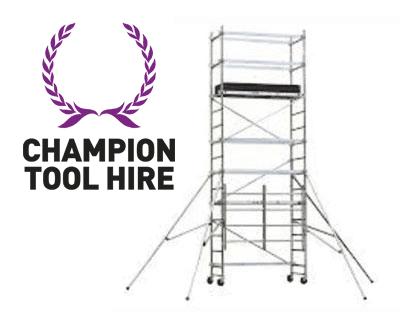 aluminium scaffold tower hire Basingstoke