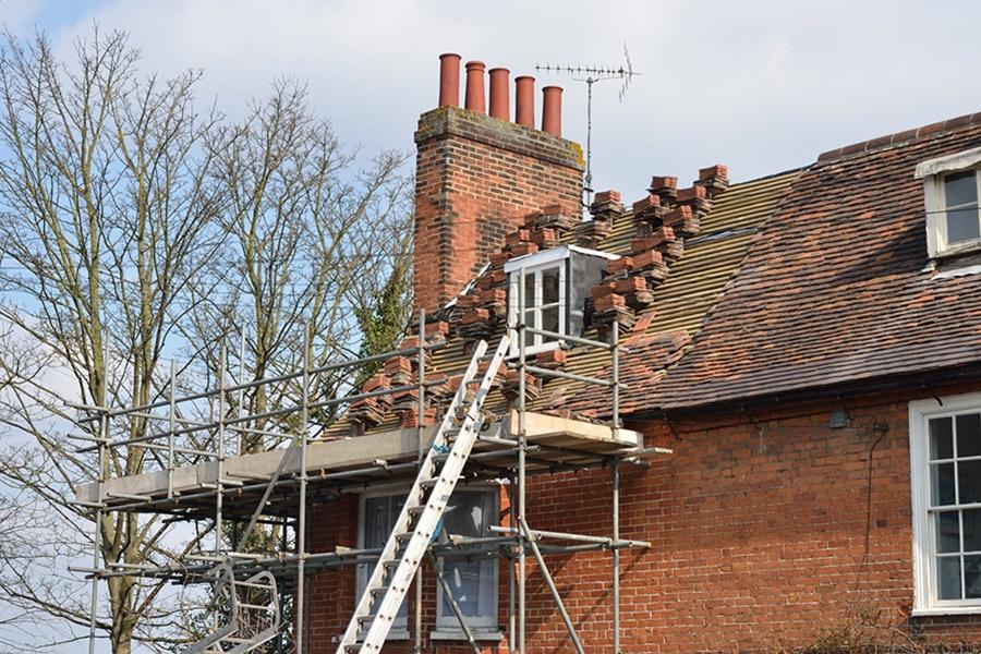 domestic scaffolding hire