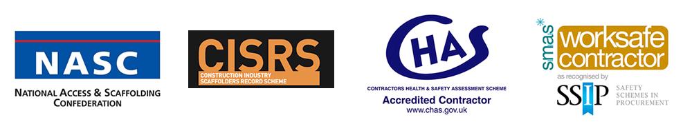 accredited scaffolders